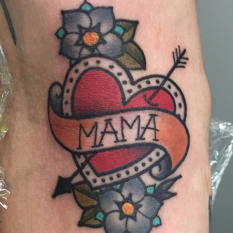 Mami Tattoos Popsugar Latina