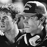 James Van Der Beek and Paul Walker, Varsity Blues