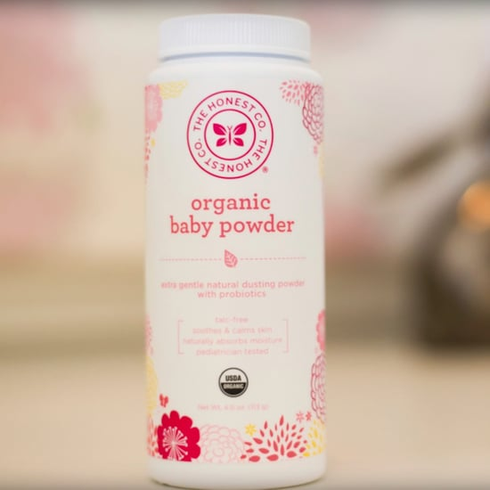Recall of Honest Organic Baby Powder