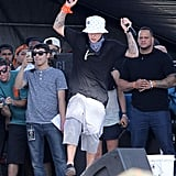 Justin Bieber at Coachella 2014