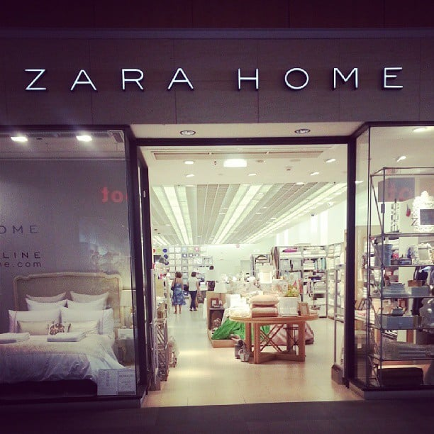 Zara Home was launched in 2003.
