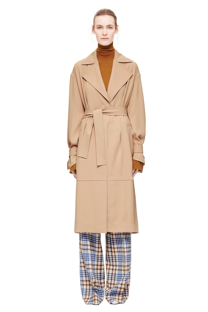 Victoria Beckham's Trench Coat