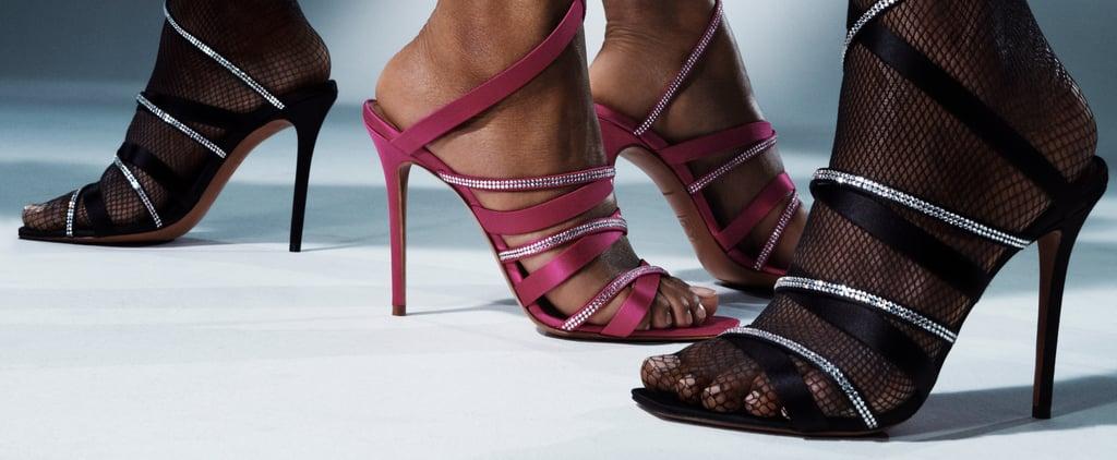 See Fenty x Amina Muaddi's Sexy New Drop of Heels