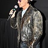 Johnny Depp Plays Host For a Special Oprah Screening of Pirates of the Caribbean: On Stranger Tides