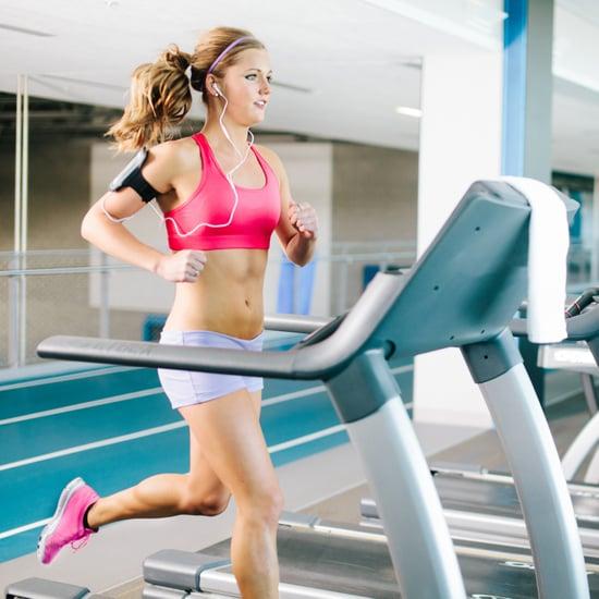 Negative Splits Treadmill Run