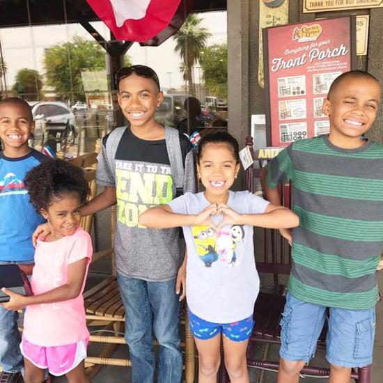 Stranger Pays For Family's Meal at Cracker Barrel