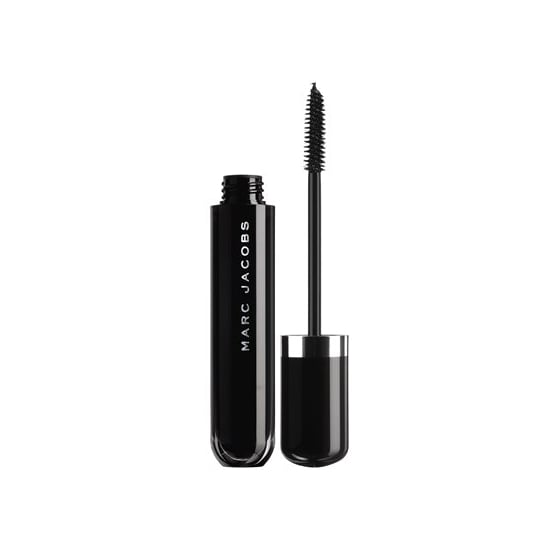 The product: Marc Jacobs Beauty Gel Volume Mascara ($26) Why we're packing it: Shiny lashes that stay long and defined all day are a must, and Marc Jacobs Beauty has our latest go-to mascara thanks to the innovative brush design. And the packaging is just too cool not to love.