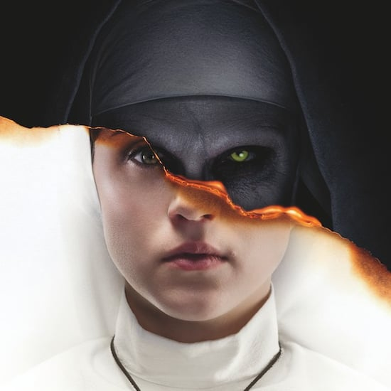 The Nun Scary YouTube Ad