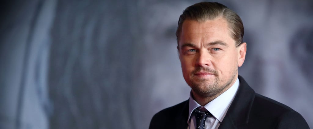 Leonardo DiCaprio, Beautiful Human Being, Makes a Whopping Donation to Tackle Climate Change