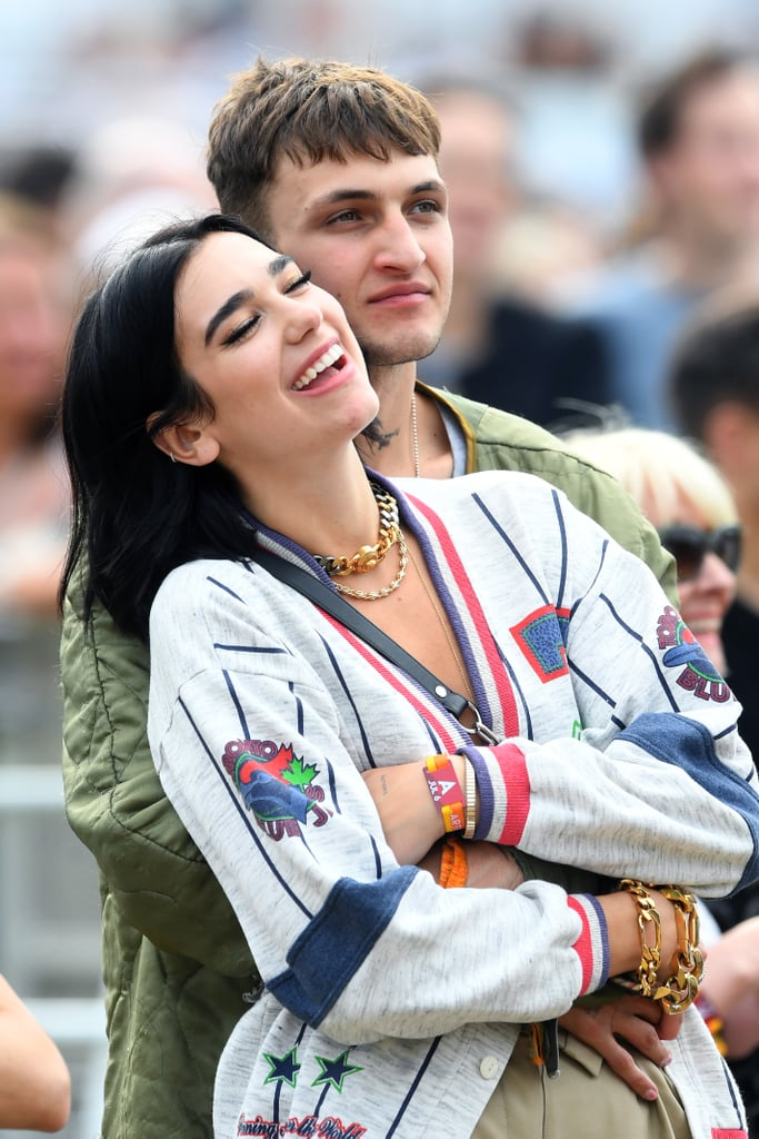 July 2019: Dua and Anwar Are Spotted Coupling Up at a Music Festival
