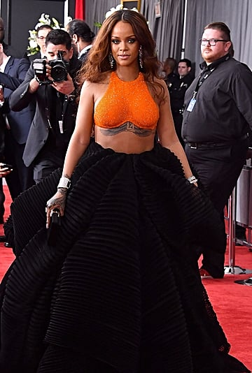 Rihanna's Most Memorable Outfits