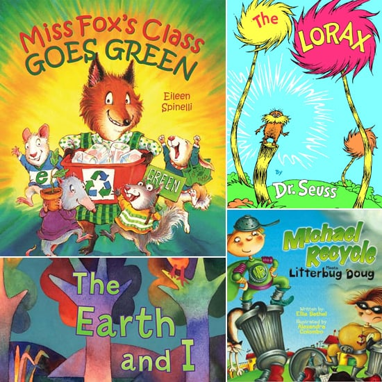 The Best Children's Books With a Green Message
