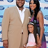 Ruben Studdard and Surata Zuri McCants