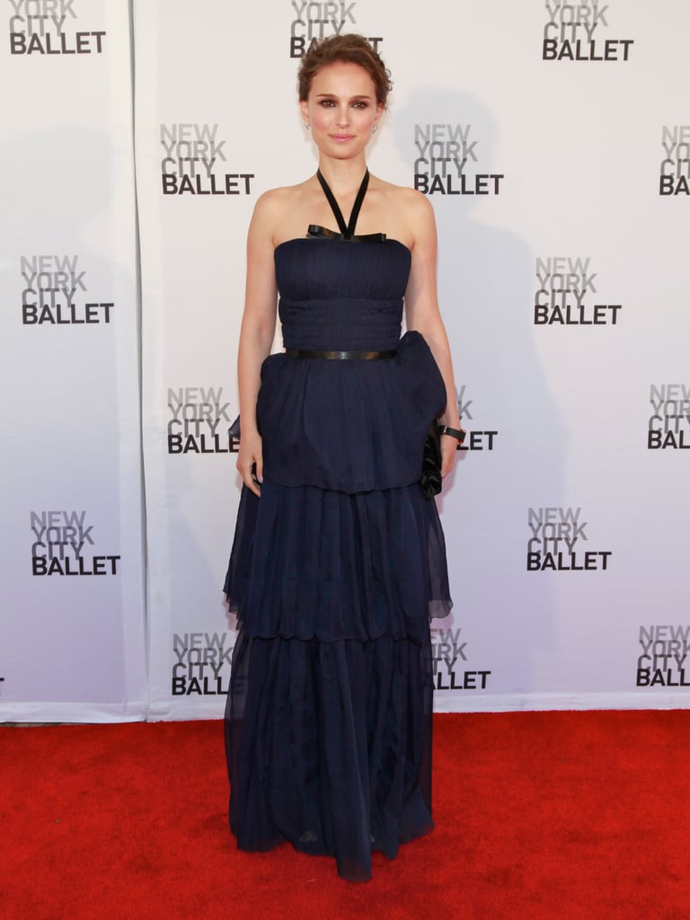 Natalie Portman is a loyal client of Kate Young's, and with the red-carpet record this starlet has, we can see why.