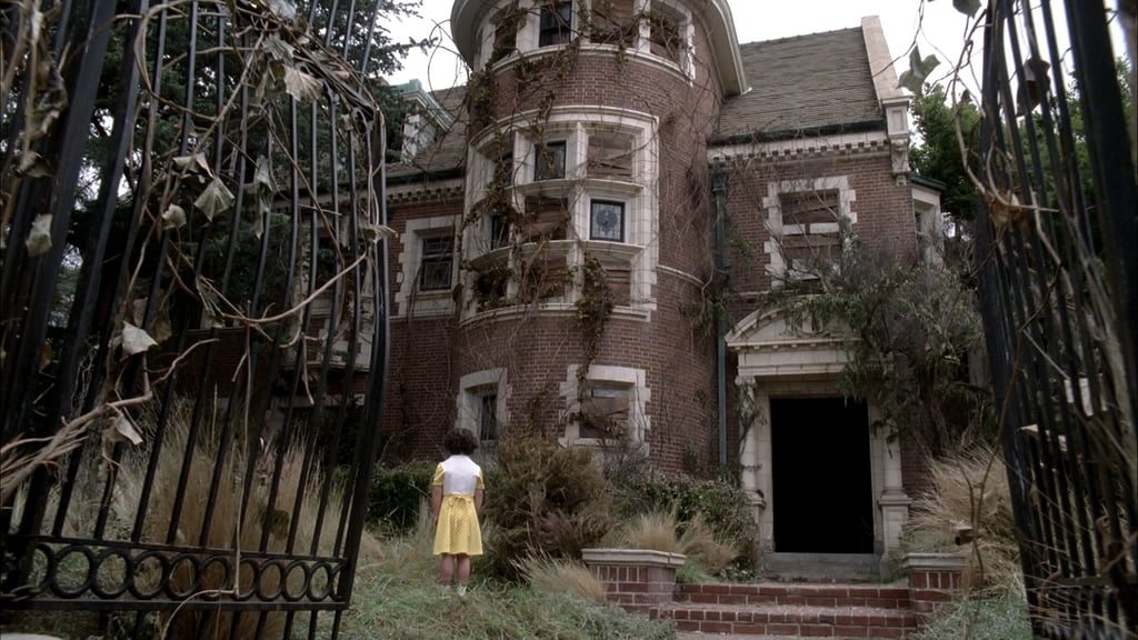 The Murder House From American Horror Story's First Season