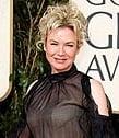 Renee Zellweger's Golden Globes Look: Love It or Hate It?