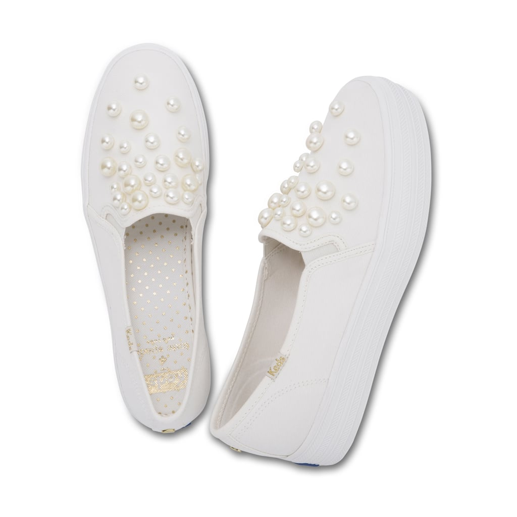 94c91da67528 Keds x Kate Spade Triple Decker Pearls Sneaker. Share This Link