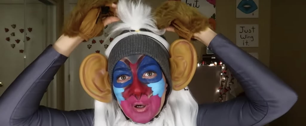 Rafiki Edibles Makeup Tutorial Video