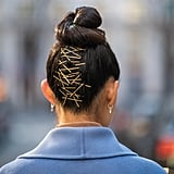 2020 Hair Trend: Lived-In Updos