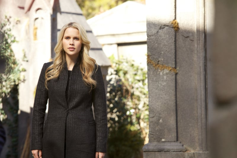 Most Upsetting Goodbye: Rebekah on The Originals
