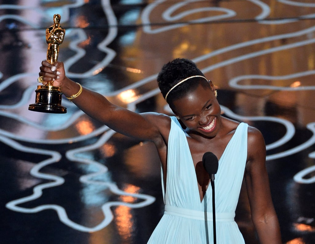 Best Supporting Actress: Lupita Nyong'o