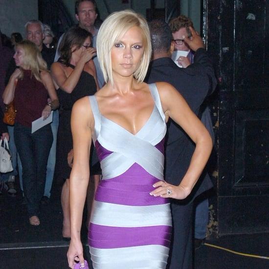 Celebrities Wearing Herve Leger Dresses