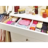 Simplify Adjustable Drawer Organizer