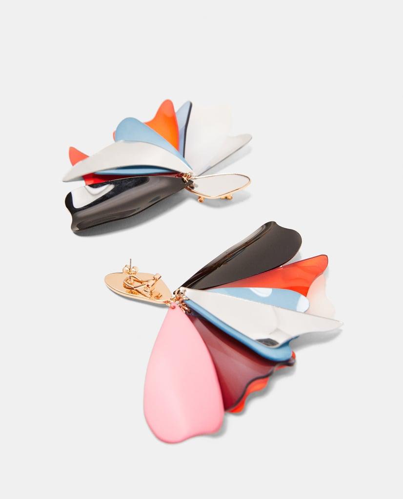 Zara Petal Earrings