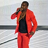 Kanye Keeping Us Entertained
