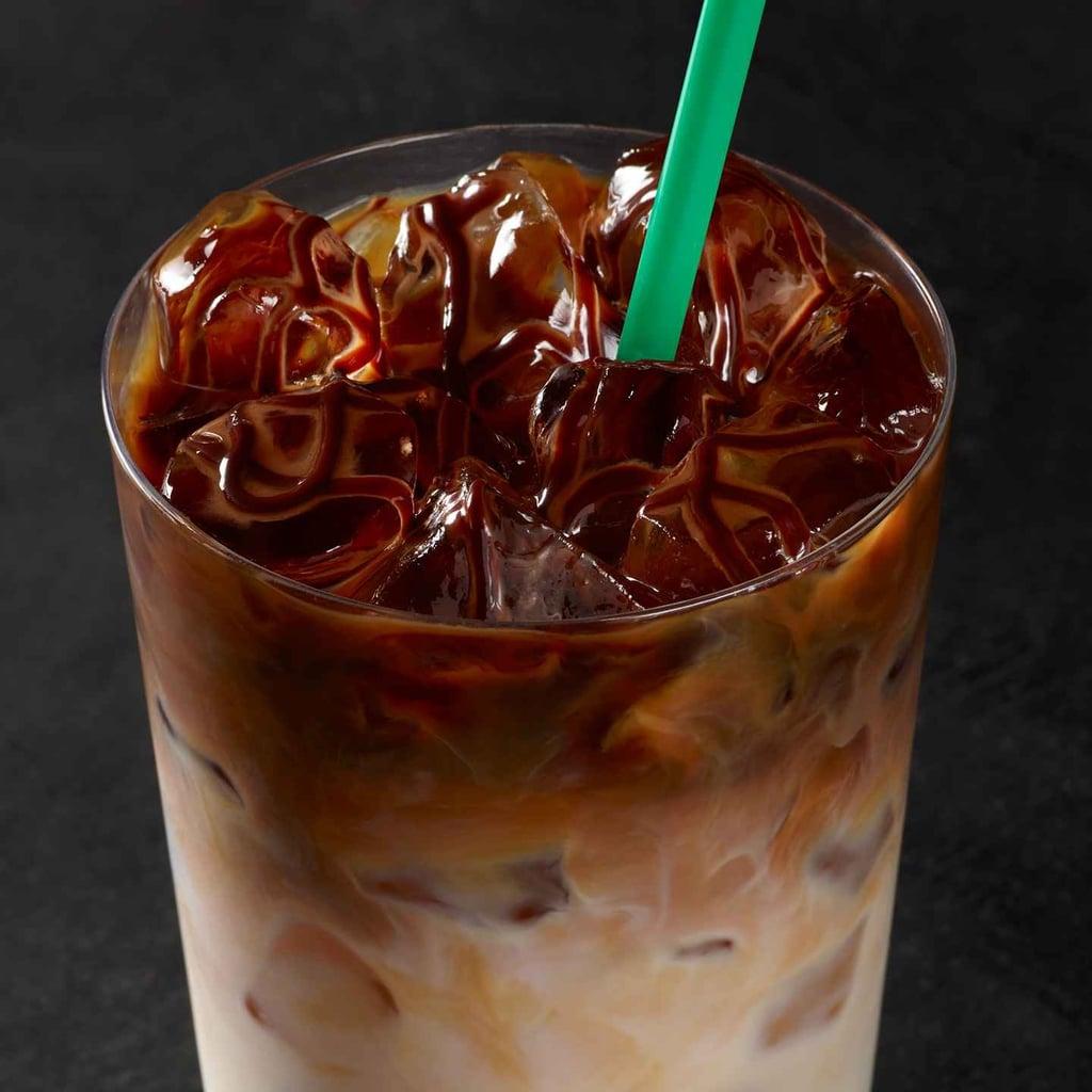 Starbucks Hazelnut Mocha Coconutmilk Macchiato
