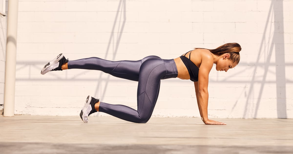 Focus on Your Butt and Legs With This 6-Move, 20-Minute Bodyweight Strengthening Workout