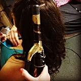Curling Hair