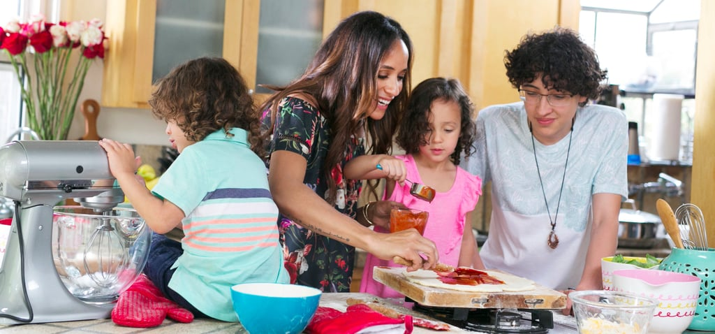 Dania Ramirez on Being a Mom