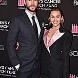 February 2019: Liam and Miley Support the Women's Cancer Research Fund