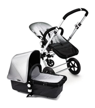 Neiman Babies Cruise in Special Edition Bugaboos!