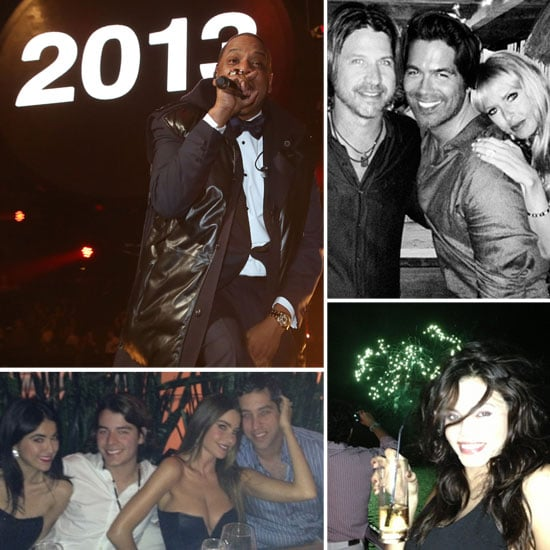 Candid Social Media Snaps of Celebs on New Year's Eve!