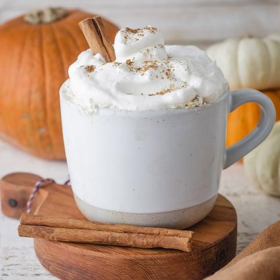 Healthier Vegan Pumpkin Spice Latte Recipe