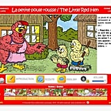 Ana Lomba's French For Kids: The Little Red Hen