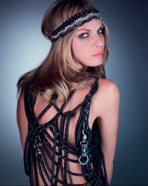 Angela Lindvall, Headband Elisa