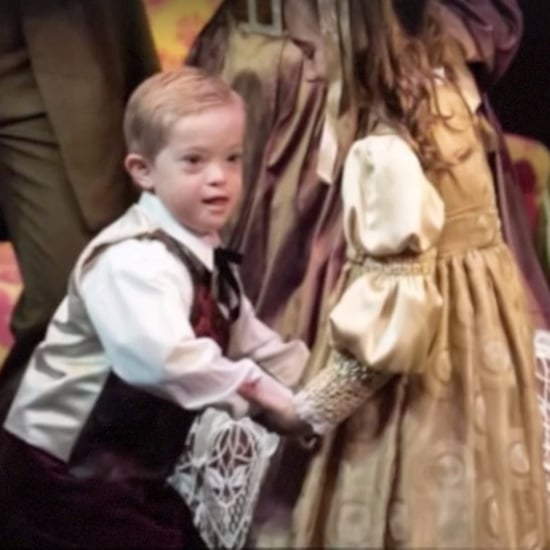 Boy With Down Syndrome Performs in The Nutcracker