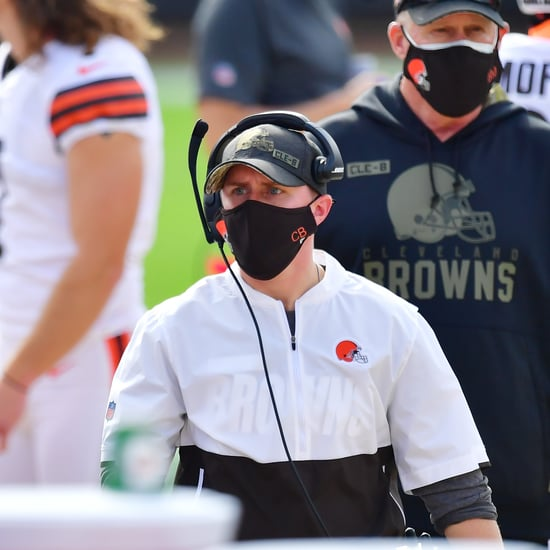 Callie Brownson Makes History as Browns Tight Ends Coach