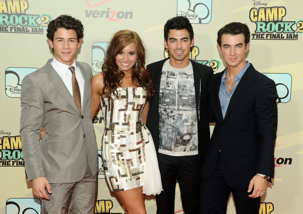 Camp Rock 2 Premiered and Nick Formed a New Band in 2010