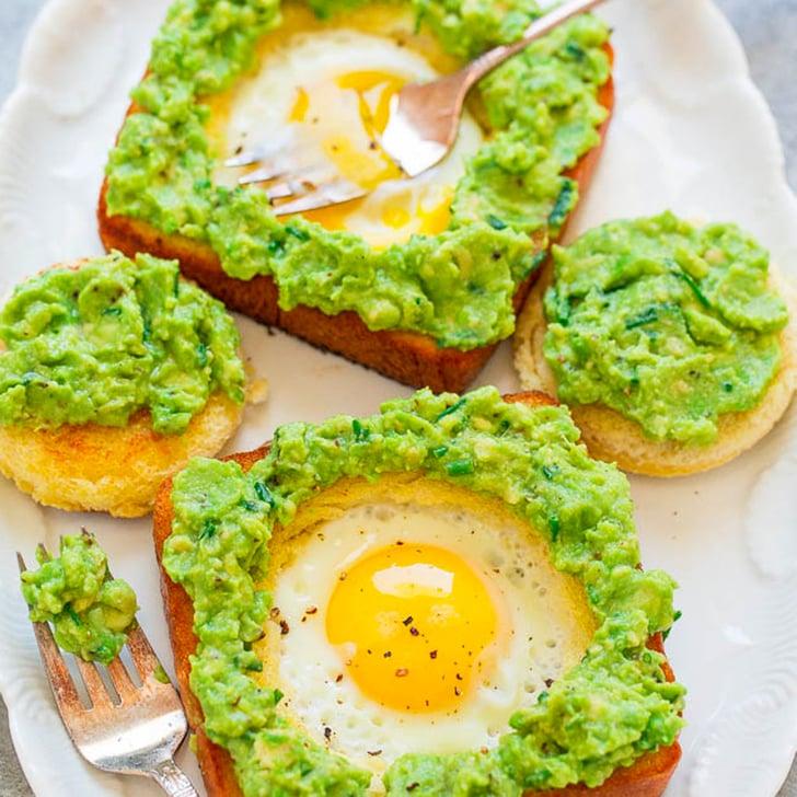 Easy Breakfast Egg Recipes Popsugar Family