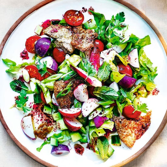 Ramadan Recipes | Fattoush Salad