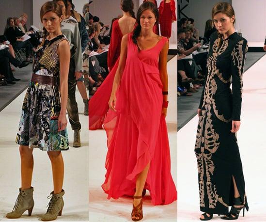2010 Graduate Fashion Week: Edinbugh College of Art