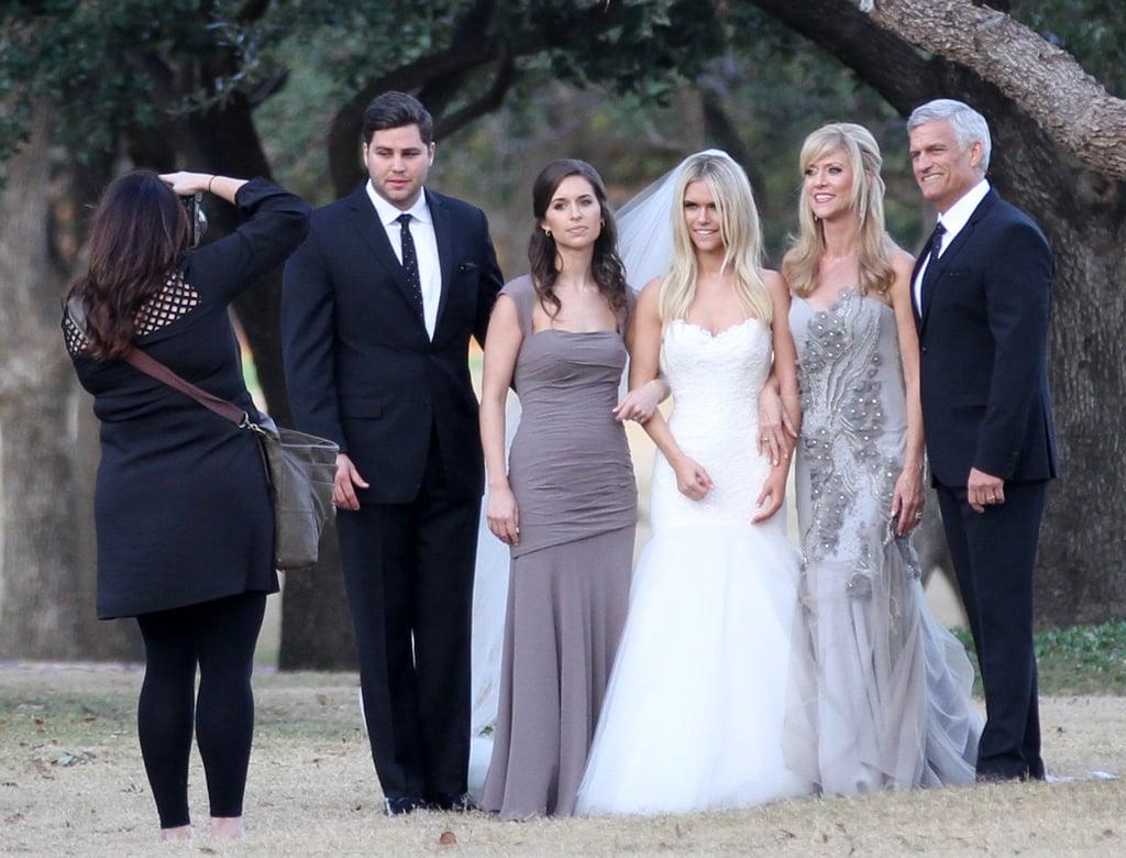 Scott scruggs wedding