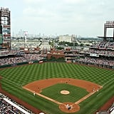 Cheer on the Philadelphia Phillies in person at Citizens Bank Park.