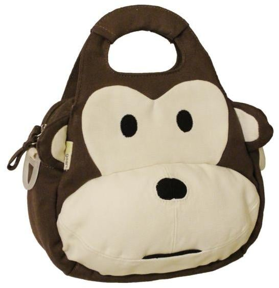 Monkey Lunch Tote