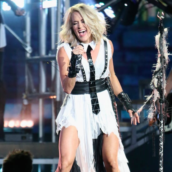 Carrie Underwood's Performance at the CMA Awards 2016