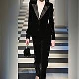Trade In Your Black Dress For a Black Pantsuit